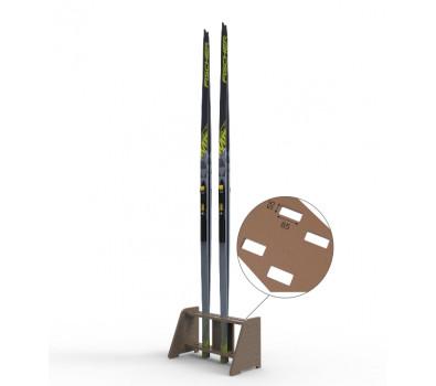 Тумба из фанеры для беговых лыж.