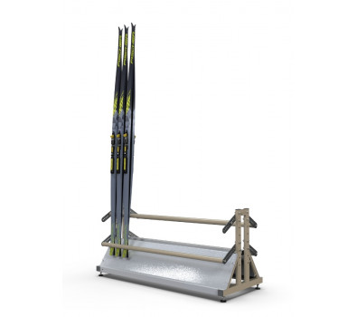 Тумба «Эконом» для лыж.